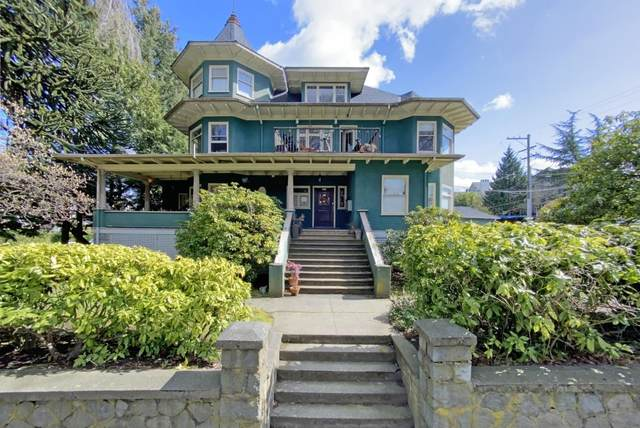 2812 Yukon Street, Vancouver, BC V5Y 3R2 (#R2599271) :: Ben D'Ovidio Personal Real Estate Corporation | Sutton Centre Realty
