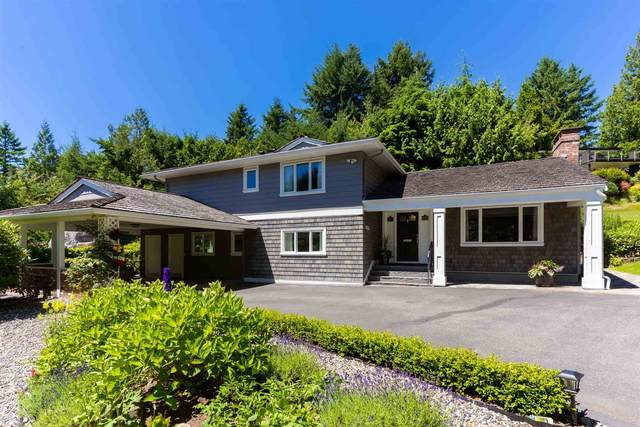 4525 Woodgreen Drive, West Vancouver, BC V7S 2T8 (#R2599329) :: Initia Real Estate