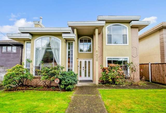 6420 Granville Avenue, Richmond, BC V7C 1G1 (#R2599372) :: Initia Real Estate