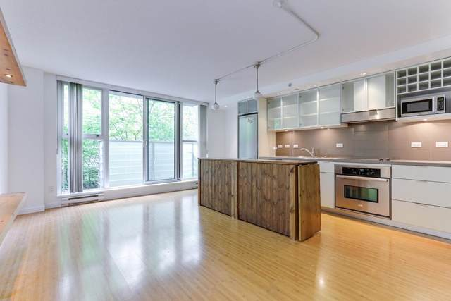 168 Powell Street #302, Vancouver, BC V6A 0B2 (#R2599426) :: Initia Real Estate