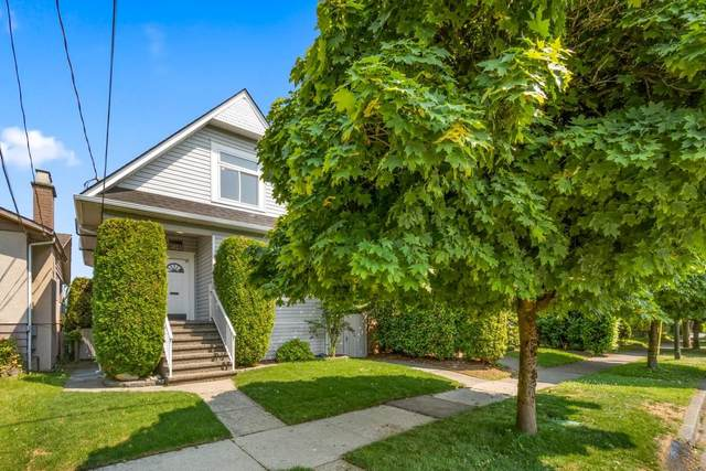 5824 Ontario Street, Vancouver, BC V5W 2L7 (#R2599451) :: Ben D'Ovidio Personal Real Estate Corporation | Sutton Centre Realty