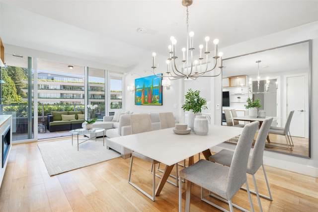 866 Arthur Erickson Place #402, West Vancouver, BC V7T 0B2 (#R2599460) :: Initia Real Estate