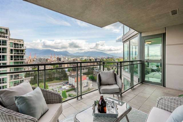1088 Quebec Street #1904, Vancouver, BC V6A 4H2 (#R2599478) :: Initia Real Estate