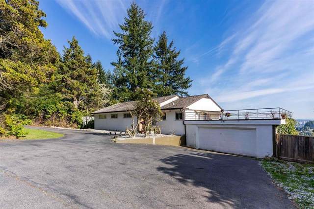 797 Eyremount Drive, West Vancouver, BC V7S 2A3 (#R2599485) :: Premiere Property Marketing Team