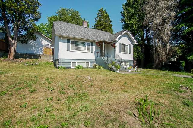 809 Sangster Place, New Westminster, BC V3L 4L7 (#R2599541) :: 604 Realty Group