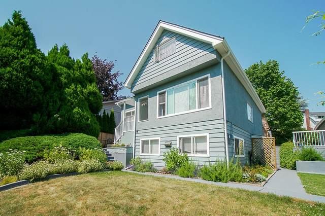 819 Sangster Place, New Westminster, BC V3L 4L7 (#R2599543) :: Premiere Property Marketing Team