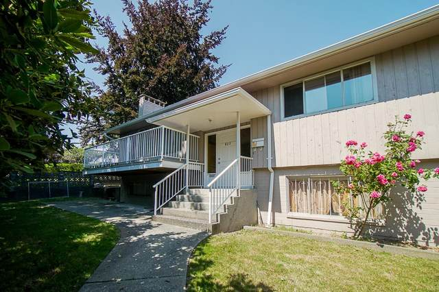 823 Sangster Place, New Westminster, BC V3L 4L7 (#R2599554) :: 604 Realty Group