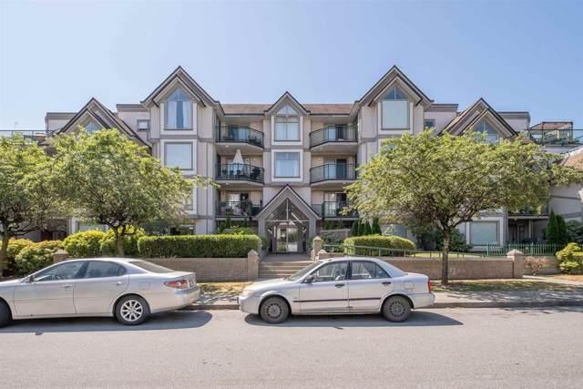 1650 Grant Avenue #210, Port Coquitlam, BC V3B 7V2 (#R2599585) :: Initia Real Estate