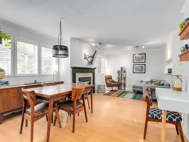1428 56 Street #101, Delta, BC V4L 2A7 (#R2599627) :: Initia Real Estate