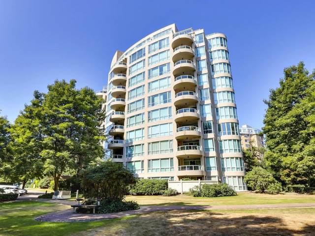995 Roche Point Drive #803, North Vancouver, BC V7H 2X4 (#R2599646) :: Initia Real Estate