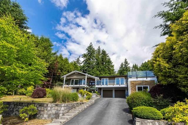 4345 Woodcrest Road, West Vancouver, BC V7S 2V9 (#R2599689) :: Initia Real Estate
