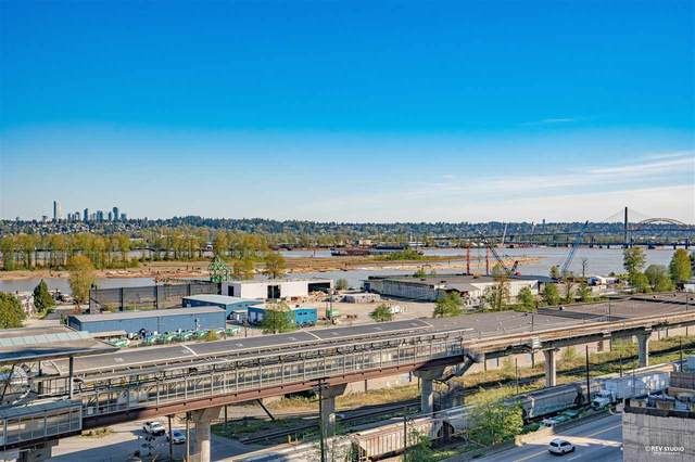 200 Keary Street #811, New Westminster, BC V3L 0A6 (#R2599694) :: Initia Real Estate