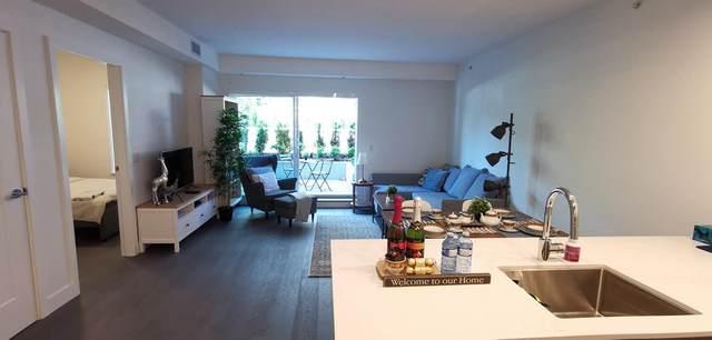 488 W 58TH Avenue #106, Vancouver, BC V5X 1V5 (#R2599705) :: Initia Real Estate