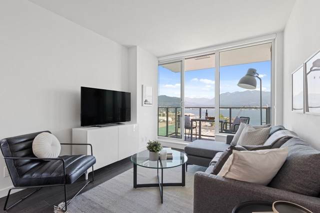 955 E Hastings Street #907, Vancouver, BC V6A 0G8 (#R2599736) :: Initia Real Estate