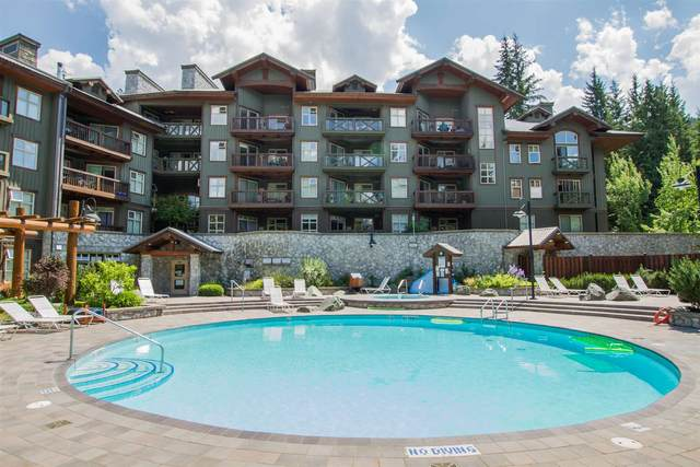 4660 Blackcomb Way #515, Whistler, BC V0N 1B0 (#R2599759) :: Ben D'Ovidio Personal Real Estate Corporation | Sutton Centre Realty