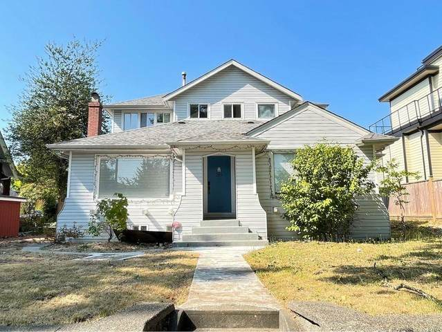 269 E 45TH Avenue, Vancouver, BC V5W 1X2 (#R2599902) :: Ben D'Ovidio Personal Real Estate Corporation | Sutton Centre Realty