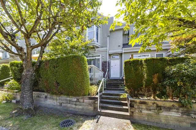 5840 Dover Crescent #43, Richmond, BC V7C 5P4 (#R2599905) :: Initia Real Estate