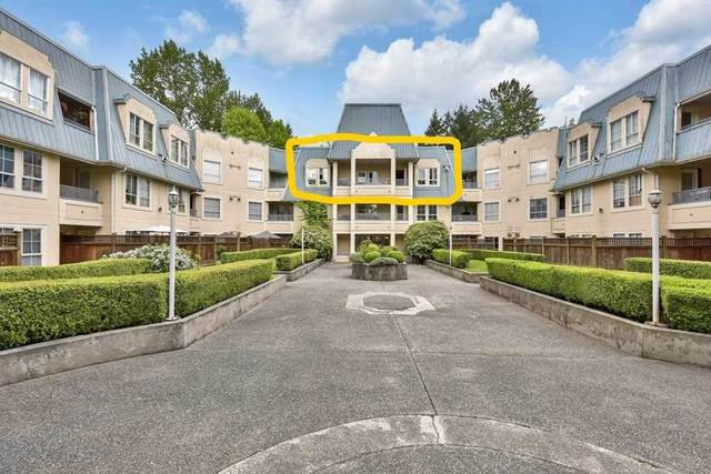 295 Schoolhouse Street #324, Coquitlam, BC V3K 6X5 (#R2599914) :: Ben D'Ovidio Personal Real Estate Corporation | Sutton Centre Realty