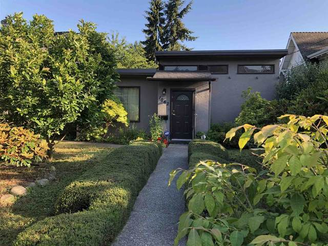1062 Jefferson Avenue, West Vancouver, BC V7T 2A5 (#R2599953) :: Initia Real Estate
