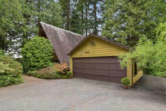 320 Bayview Road, Lions Bay, BC V0N 2E0 (#R2600007) :: Initia Real Estate