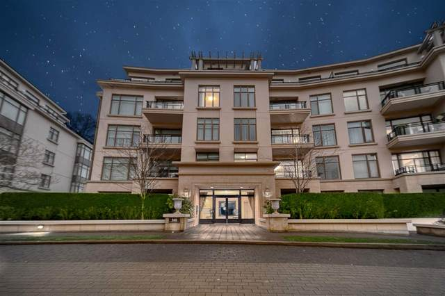 540 Waters Edge Crescent #401, West Vancouver, BC V7T 0A2 (#R2600099) :: Initia Real Estate