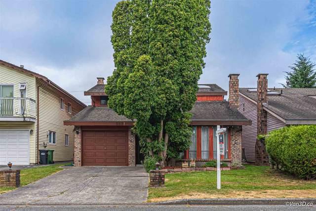 3571 Bearcroft Drive, Richmond, BC V6X 3B2 (#R2600114) :: Ben D'Ovidio Personal Real Estate Corporation   Sutton Centre Realty