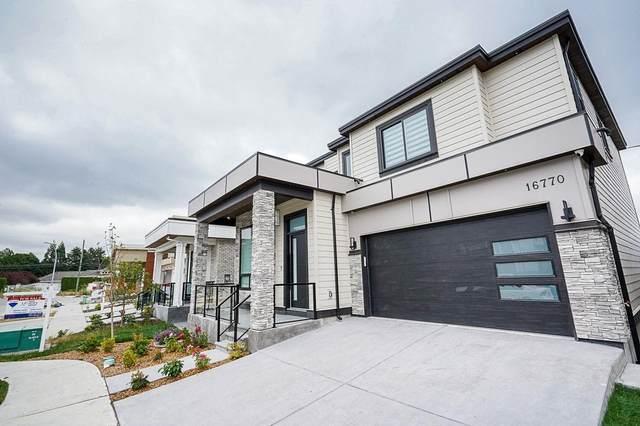 16770 18B Avenue, Surrey, BC V3Z 1A2 (#R2600178) :: Initia Real Estate