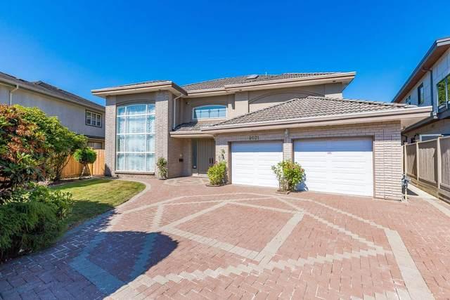 8071 Cathay Road, Richmond, BC V7C 3C5 (#R2600199) :: Ben D'Ovidio Personal Real Estate Corporation | Sutton Centre Realty