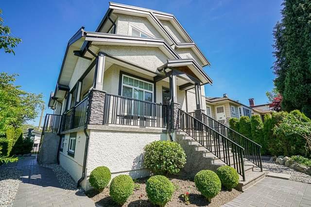 2908 E 15TH Avenue, Vancouver, BC V5M 2K6 (#R2600279) :: 604 Realty Group