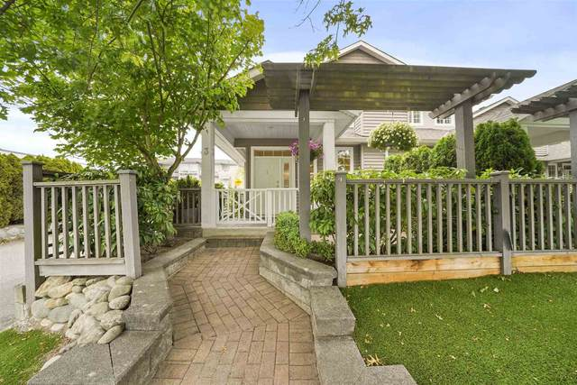1576 Tatlow Avenue #3, North Vancouver, BC V7P 2Z7 (#R2600291) :: Ben D'Ovidio Personal Real Estate Corporation   Sutton Centre Realty