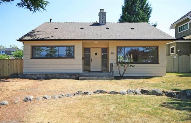 2606 Oliver Crescent, Vancouver, BC V6L 1S7 (#R2600391) :: Ben D'Ovidio Personal Real Estate Corporation   Sutton Centre Realty