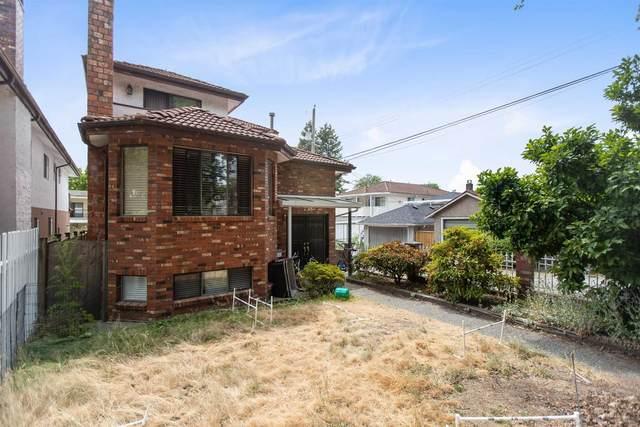228 E 47TH Avenue, Vancouver, BC V5W 2A9 (#R2600520) :: Ben D'Ovidio Personal Real Estate Corporation | Sutton Centre Realty