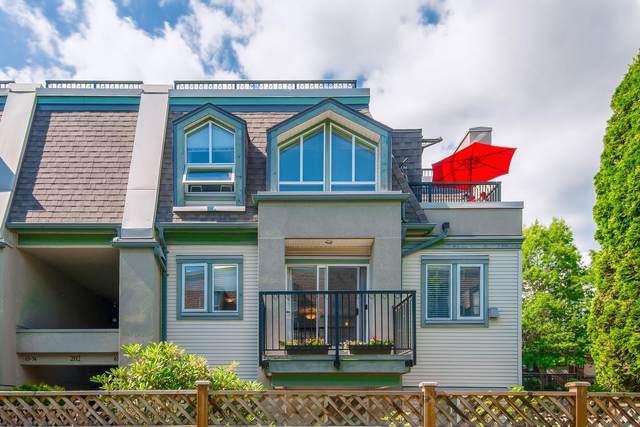 202 Laval Street #67, Coquitlam, BC V3K 6X6 (#R2600611) :: Premiere Property Marketing Team