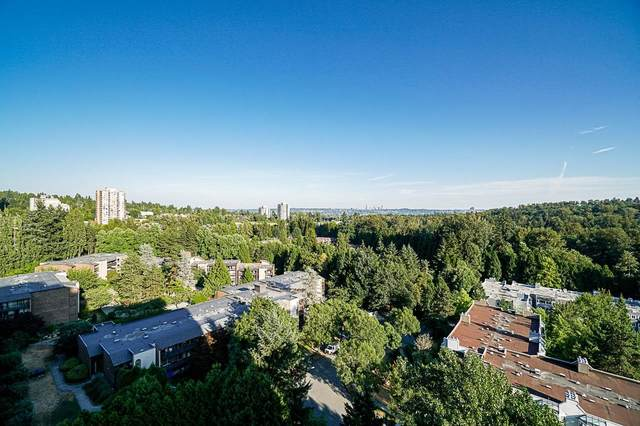 9623 Manchester Drive #1303, Burnaby, BC V3N 4Y8 (#R2600739) :: Ben D'Ovidio Personal Real Estate Corporation | Sutton Centre Realty