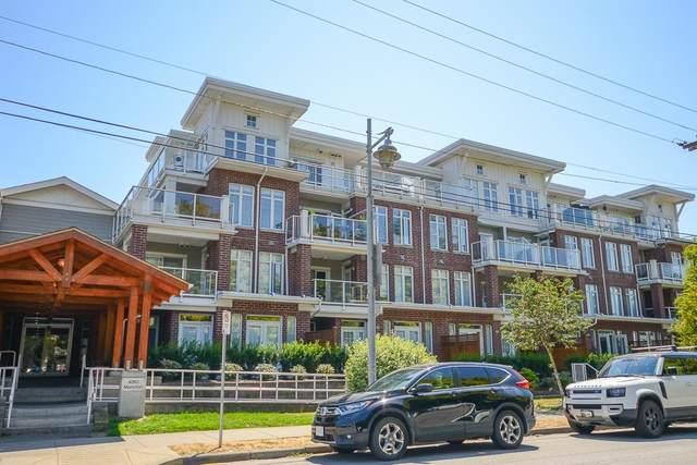 4280 Moncton Street #206, Richmond, BC V7E 6T4 (#R2600746) :: Premiere Property Marketing Team