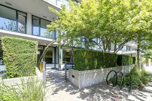 9009 Cornerstone Mews #106, Burnaby, BC V5A 0B9 (#R2600851) :: Initia Real Estate