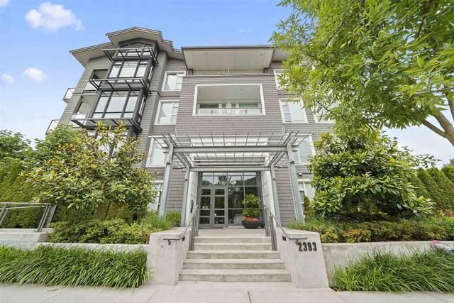 2393 Ranger Lane #212, Port Coquitlam, BC V3B 0P5 (#R2600900) :: Initia Real Estate