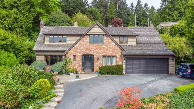 4731 Rutland Road, West Vancouver, BC V7W 1G6 (#R2600947) :: Ben D'Ovidio Personal Real Estate Corporation   Sutton Centre Realty