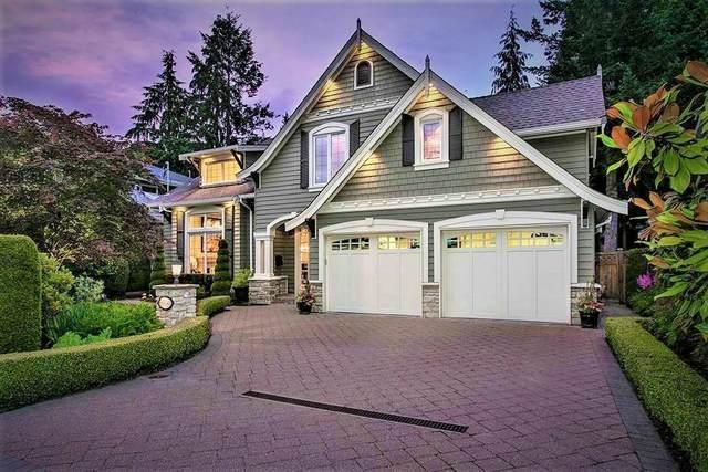 3930 Hillcrest Avenue, North Vancouver, BC V7R 4B6 (#R2600973) :: Premiere Property Marketing Team