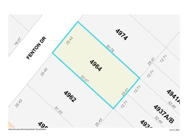 4964 Fenton Drive, Delta, BC V4K 2H4 (#R2600980) :: Initia Real Estate
