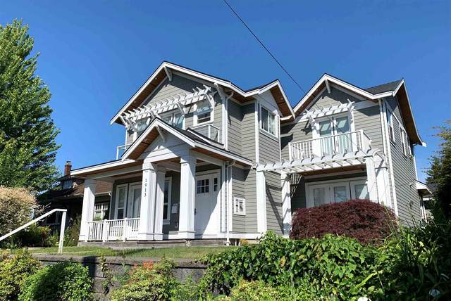 1913 Seventh Avenue, New Westminster, BC V3M 2L3 (#R2600988) :: 604 Realty Group