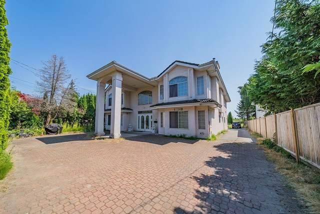 11240 Granville Avenue, Richmond, BC V6Y 1R6 (#R2601008) :: Ben D'Ovidio Personal Real Estate Corporation | Sutton Centre Realty