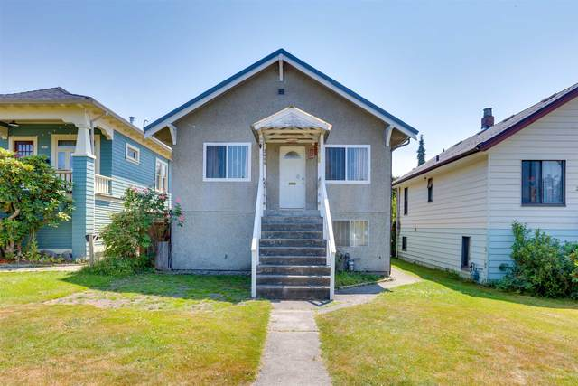 2468 Oxford Street, Vancouver, BC V5K 1M8 (#R2601159) :: Premiere Property Marketing Team