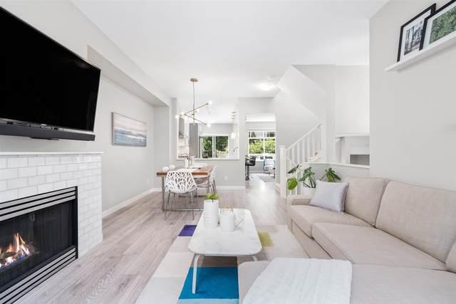 6888 Robson Drive #81, Richmond, BC V7C 5T6 (#R2601181) :: Initia Real Estate