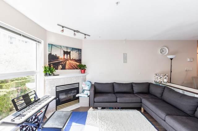 5880 Dover Crescent #214, Richmond, BC V7C 5P5 (#R2601194) :: Ben D'Ovidio Personal Real Estate Corporation | Sutton Centre Realty
