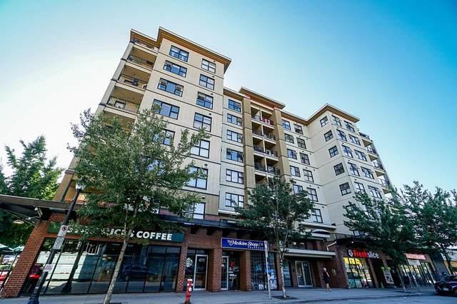 415 E Columbia Street #707, New Westminster, BC V3L 0B4 (#R2601201) :: Initia Real Estate