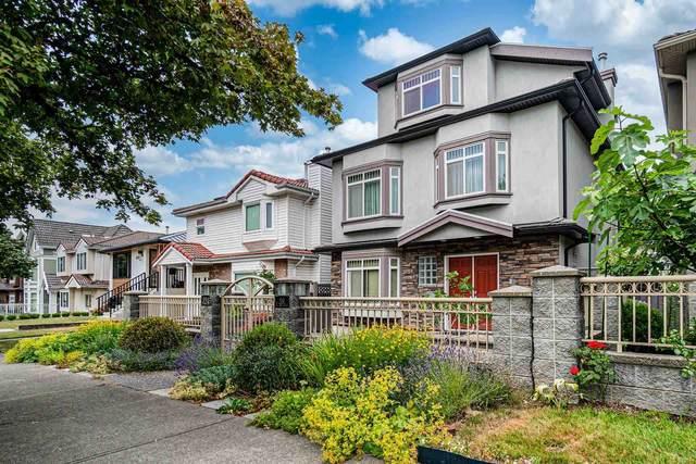 3245 E 48TH Avenue, Vancouver, BC V5S 1H4 (#R2601232) :: Initia Real Estate