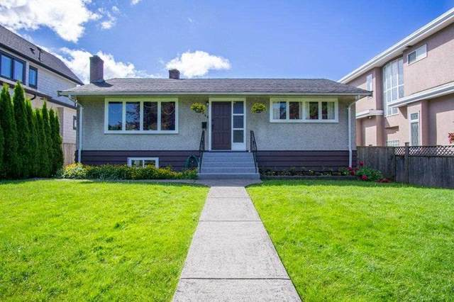 2348 Oliver Crescent, Vancouver, BC V6L 1S5 (#R2601246) :: Ben D'Ovidio Personal Real Estate Corporation   Sutton Centre Realty