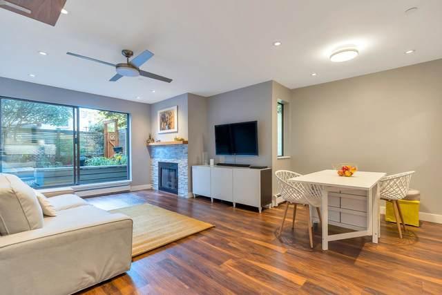 1340 Duchess Avenue #106, West Vancouver, BC V7T 1H6 (#R2601274) :: Initia Real Estate