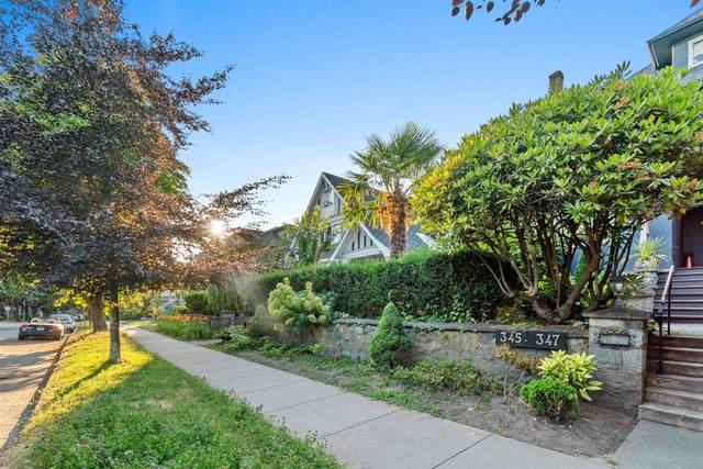 345 W 13TH Avenue, Vancouver, BC V5Y 1W2 (#R2601280) :: Ben D'Ovidio Personal Real Estate Corporation | Sutton Centre Realty